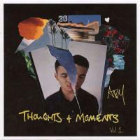 Thoughts & Moments Vol. 1 Mixtape - (LP - Red Vinyl - VÖ: 05.04.2019)