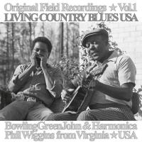 Living Country Blues Vol.1 - (LP)