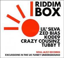 Riddim Box (Doppel CD)