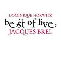 Best Of Live-Jacques Brel (Doppel CD)