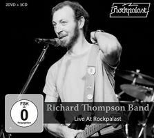 Live At Rockpalast 1983 & 1984 - (3 CDs + 2 DVDs - VÖ: 03.11.2017)