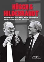"""Hanns Dieter Hüsch und Dieter Hildebrandt im """"Scheibenwischer"""" 1980-2001 (DVD)"""