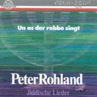 Un as der Rebbe singt - Jiddische Lieder