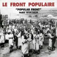 Le Front Populaire: Paris 1934/1939 - (Doppel CD - aus Frankreich)