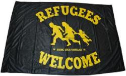Refugees welcome (bring your families)