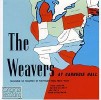 The Weavers At Carnegie Hall 1955 - (CD)
