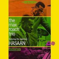 The Max Roach Trio Feat. The Legendary Hasaan (LP - 180g - Limited-Edition)