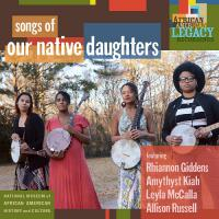 Songs Of Our Native Daughters - (CD - VÖ: 22.02.2019 - Import USA)