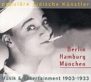 Populäre jüdische Künstler-Berlin Hamburg München (Doppel CD)