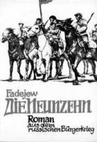 Die Neunzehn (Buch - 277 Seiten, Paperback mit 16 Zeichnungen)