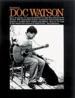 The Songs Of Doc Watson - (Liederbuch)