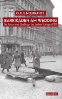 Barrikaden am Wedding - (Buch, 202 Seiten)